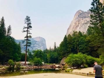 Mirror Lake at Yosemite