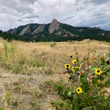 Labor Day weekend in Boulder